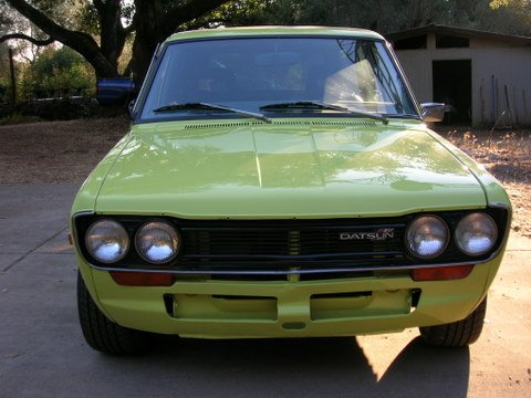 HOTEI MOTORS-DATSUN 510 CONVERSION 240SX
